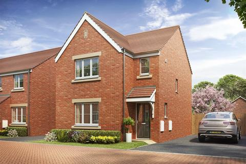 3 bedroom detached house for sale - Plot 499, The Hatfield  at Hampton Gardens, Hartland Avenue, London Road	 PE7