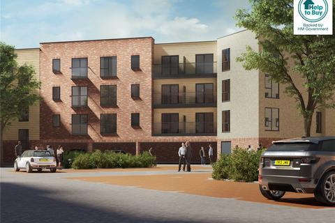 2 bedroom flat for sale - Millers Quarter, Station Hill, Bury St. Edmunds, Suffolk, IP32