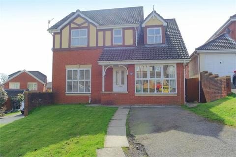 4 bedroom detached house for sale - Parc Tyn-Y-Waun, Llangynwyd, Maesteg, Mid Glamorgan