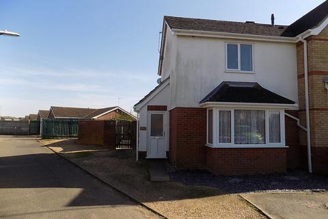 2 bedroom end of terrace house for sale - Camargue Drive, March