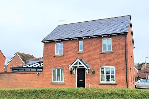 3 bedroom detached house for sale - Rookswood Lane, Rockbeare