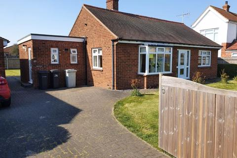 2 bedroom detached bungalow for sale - Brackenborough Road, Louth