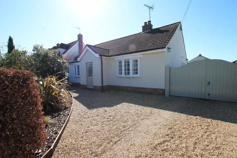 2 bedroom detached bungalow for sale - The Green, Tostock