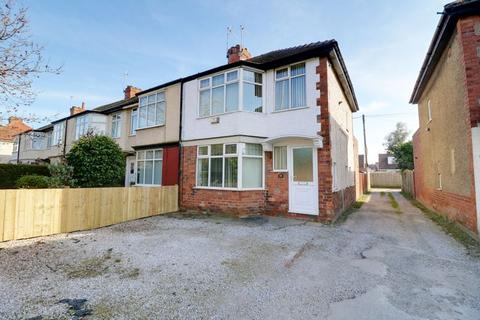3 bedroom end of terrace house to rent - New Road, Hedon