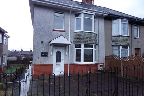3 bedroom end of terrace house to rent - Glynne Road, Bangor, LL57