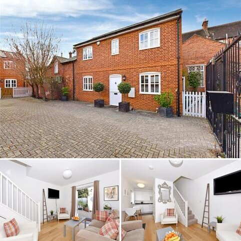 2 bedroom mews to rent - Barlows Mews, Henley-on-Thames, Oxfordshire, RG9