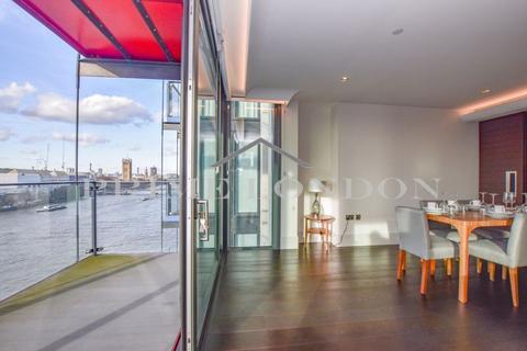 2 bedroom apartment to rent - Merano Residences, 30 Albert Embankment, London