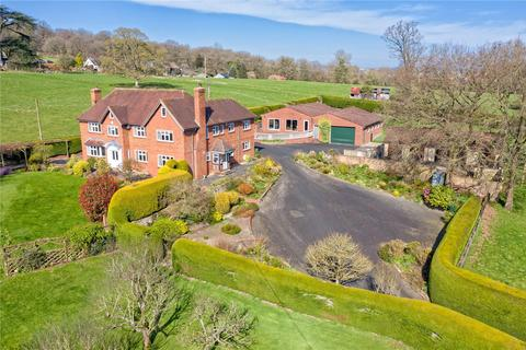 5 bedroom detached house for sale - Carver House, Ludford, Ludlow, Shropshire, SY8