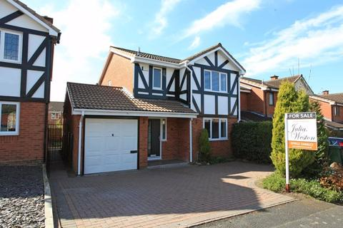 3 bedroom detached house for sale - Damson Drive, The Rock Telford