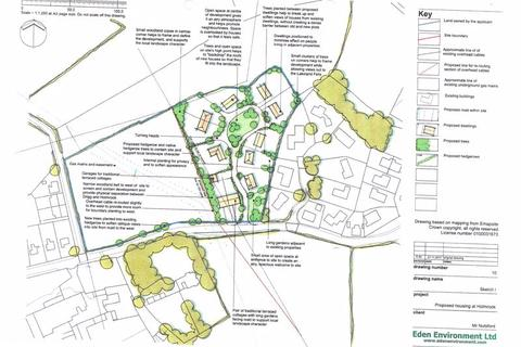 Detached house for sale - Residential Development Site on land Ajacent to Smithy Banks, Holmrook