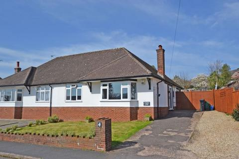 2 bedroom semi-detached bungalow for sale - Newlands Close, Sidmouth