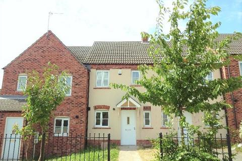 2 bedroom terraced house to rent - 5 Waltheof Road Parklands Sheffield