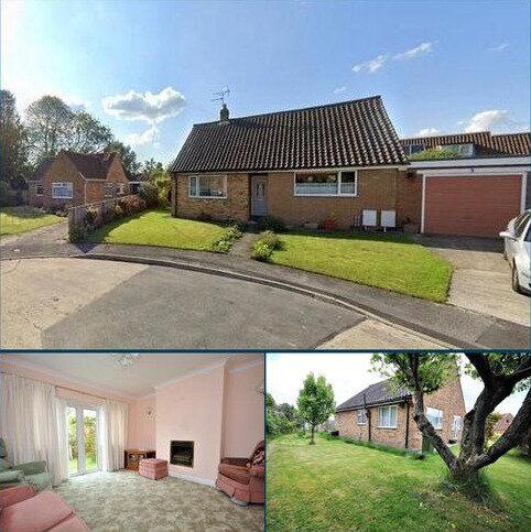 2 bedroom detached bungalow for sale - Algarth Rise, Stockton Lane, YO31 1HD