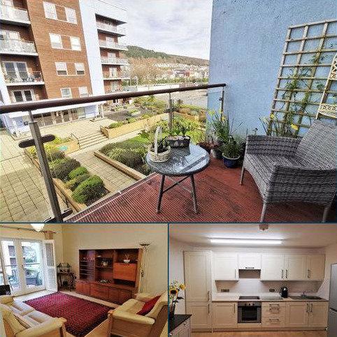 2 bedroom retirement property for sale - Mariners Court Lamberts Road, Marina, Swansea