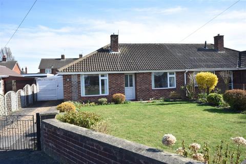 3 bedroom semi-detached bungalow for sale - St. Catherines Close, Newark
