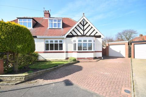 4 bedroom semi-detached bungalow for sale - Moine Gardens, Roker, Sunderland