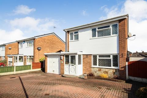 3 bedroom detached house for sale - Wedgewood Road, Queensferry