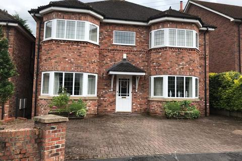 4 bedroom detached house to rent - 14a Hillbrook Road, Bramhall.