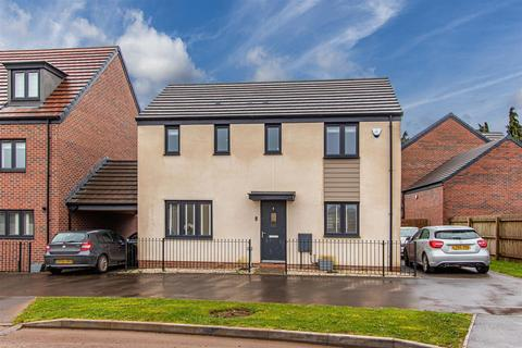 3 bedroom link detached house for sale - Church Road, Old St. Mellons, Cardiff