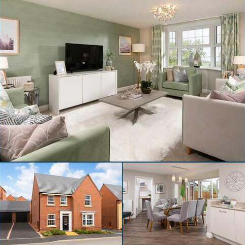 4 bedroom detached house for sale - Plot 76, Holden at Berry Hill, Lindhurst Lane, Mansfield, MANSFIELD NG18