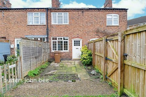 2 bedroom terraced house for sale - Bank Top Cottages, Birchin Lane, Nantwich