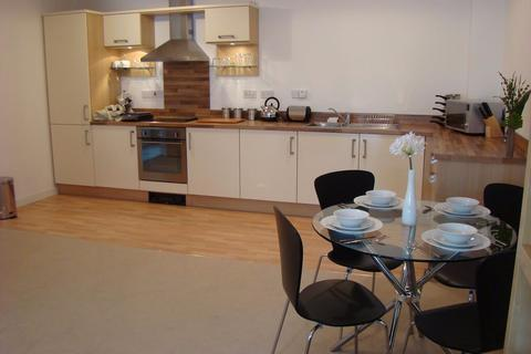 2 bedroom flat to rent - Canute Apartments, Canute Road, Ocean Village, Southampton, SO14