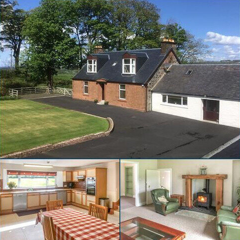 4 bedroom detached house to rent - Windyhill Farm, Newmilns, East Ayrshire, KA16