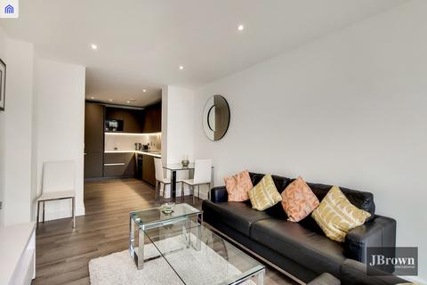 1 bedroom apartment to rent - Highfield Court, New North Road, Hoxton, London, N1