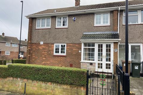 2 bedroom semi-detached house for sale - Dorset Grove, North Shields, NE29 8PR