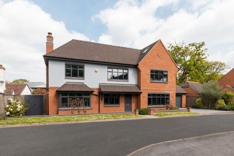 5 bedroom detached house for sale - Morville Close, Dorridge