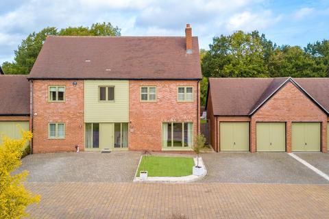 5 bedroom detached house for sale - Broadacre, Grange Road, Dorridge