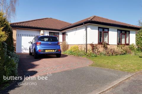 3 bedroom bungalow for sale - Thornycroft, Winsford