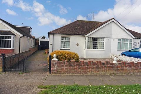 2 bedroom semi-detached bungalow for sale - Elms Drive, Lancing, West Sussex