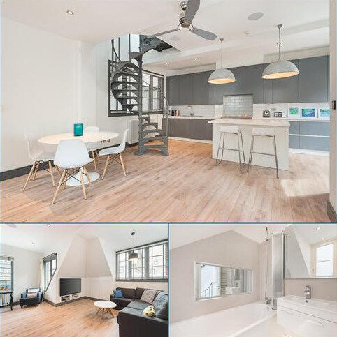 1 bedroom flat to rent - Newman Passage, Fitzrovia, London, W1T