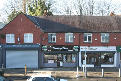 2 bedroom flat to rent - Wilmslow Road, Withington, Manchester M20