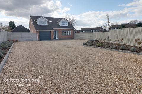 4 bedroom detached house for sale - Smithfield Lane, Sandbach