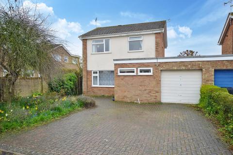 4 bedroom link detached house for sale - Castleacre Close, South Wootton