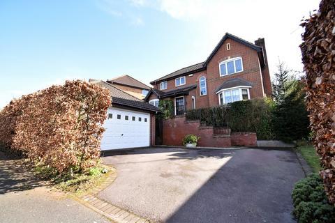 4 bedroom detached house for sale - Premier Avenue, Ashbourne