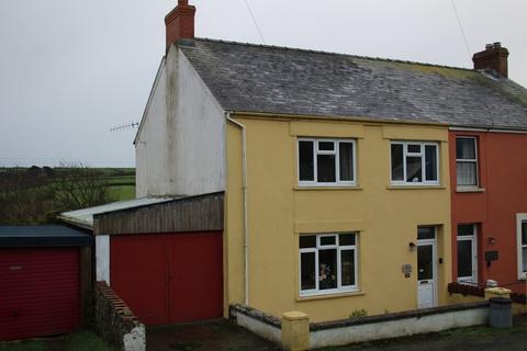 3 bedroom semi-detached house for sale - Ffordd Y Felin, Trefin, Haverfordwest