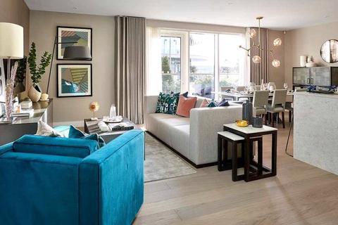 1 bedroom apartment for sale - Fairfax House, Fulham Reach, London, W6