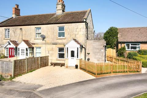 2 bedroom terraced house for sale - The Square, Staverton