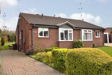 2 bedroom bungalow for sale - Bransby Close, Farsley, Pudsey