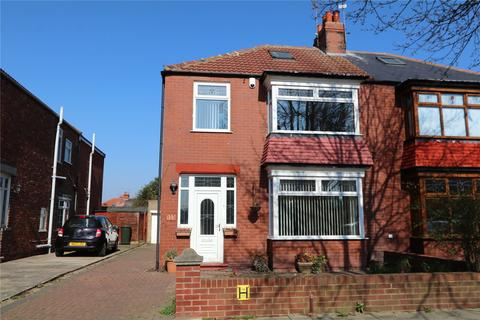 3 bedroom semi-detached house for sale - Borough Road, Redcar