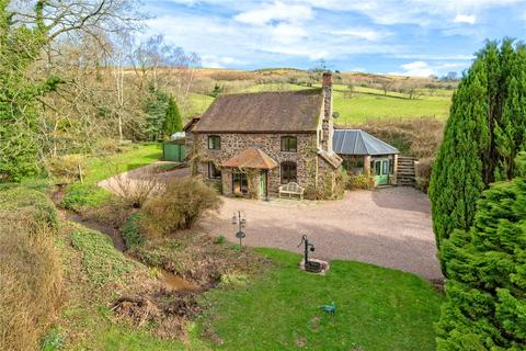 3 bedroom detached house for sale - Manor Farm Cottage, Abdon, Shropshire, SY7