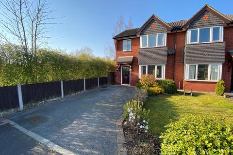 3 bedroom semi-detached house for sale - Millport Close, Fearnhead, Warrington, WA2