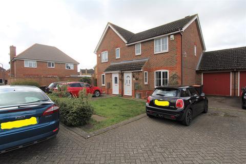 3 bedroom semi-detached house for sale - Lytham Place, Great Denham, Bedford, MK40
