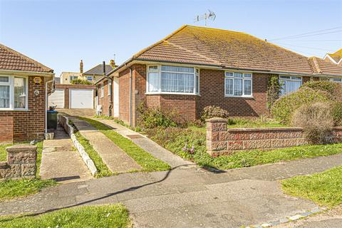 2 bedroom semi-detached bungalow for sale - Buckhurst Road, Telscombe Cliffs, Peacehaven