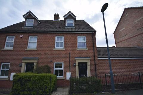 3 bedroom semi-detached house for sale - Moorland View, Sherburn In Elmet, Leeds, LS25