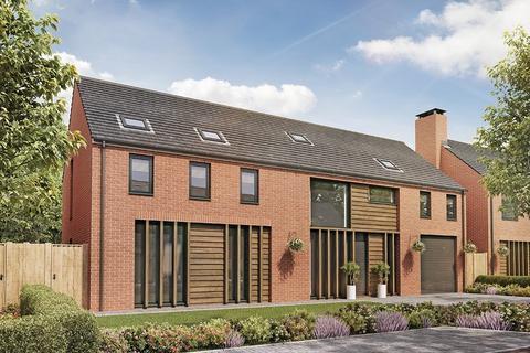 5 bedroom detached house for sale - Culcheth Hall Drive, Culcheth, Warrington, WA3