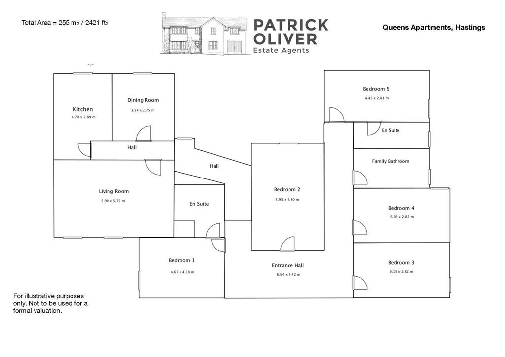 Floorplan: Queens Apartments Floor Plan.jpg